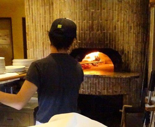 ピザ釜 イタリアンレストラン ラ テンダロッサ 横浜馬車道