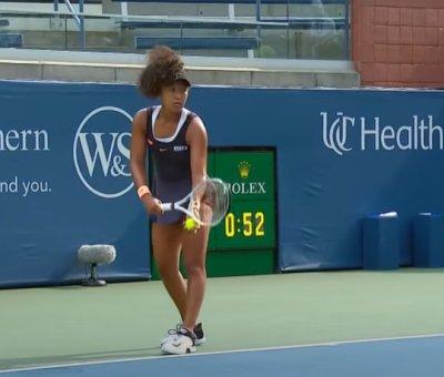 テニスのW&Sオープンのシングルス3回戦で大坂なおみが勝利、準々決勝へ