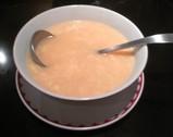 武蔵小山 中国料理楼蘭(樓蘭)コーンスープ