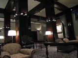 横浜ニューグランドホテルのロビー