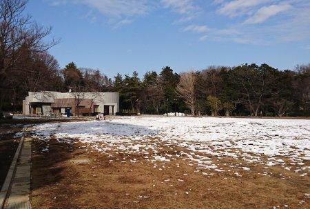 井之頭公園 西薗