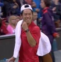 オリンピックのテニス シングルス3回戦 錦織圭がフェレールに勝利