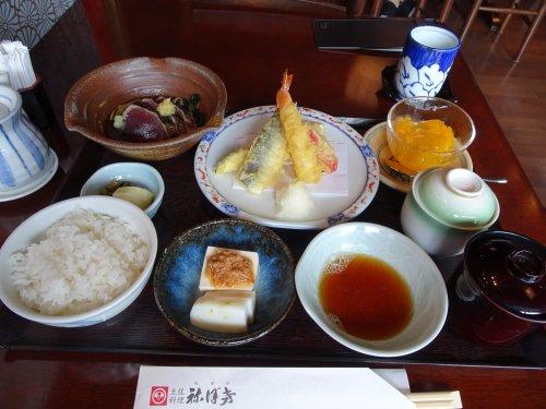 「土佐料理 祢保希」新宿野村ビルのスカイレストラン