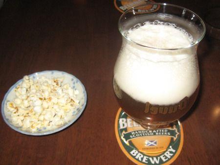 ベルギービールのマレッツ ブロンド