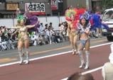 浅草サンバカーニバル ダンサーの写真