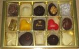 ブリュイエールのチョコレート