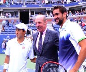全米オープンテニス決勝 錦織圭が敗退し、準優勝