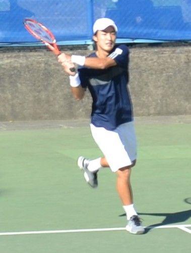 慶應チャレンジャー国際テニストーナメント 2014 添田豪