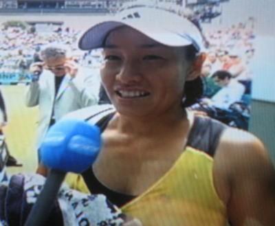 クルム伊達公子 全仏オープン 勝利