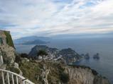 カプリ島 展望台