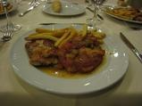 エキスポ ホテル バレンシアの夕食