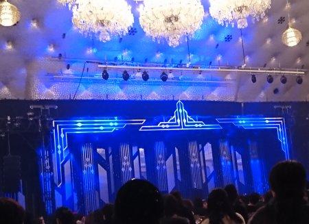 郷ひろみのクリスマスディナーショー グランドプリンスホテル新高輪