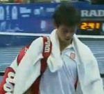 マレイシアオープン テニス 準決勝で錦織圭がフアン・モナコに敗退