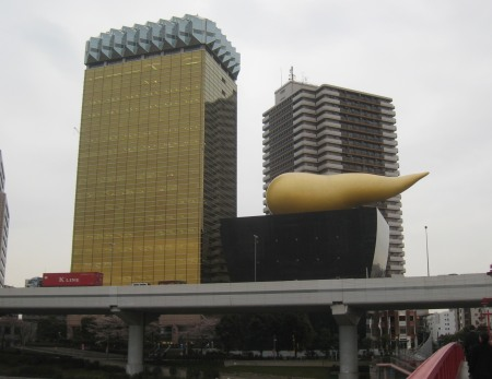アサヒビールタワー