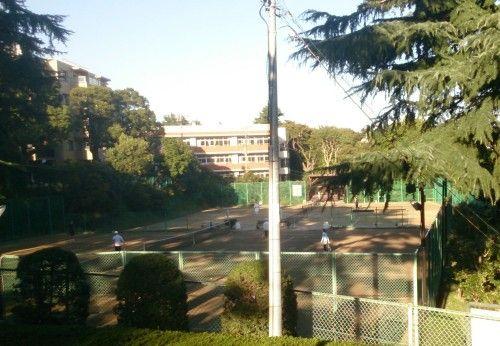 公益社団法人横浜インターナショナルテニスコミュニティ テニスコート