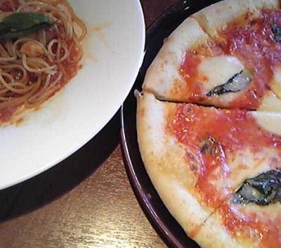 碑文谷テラス ピザとパスタ