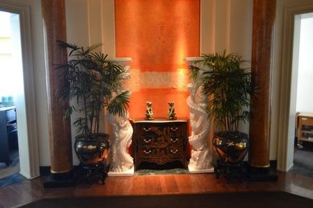 横浜ロイヤルパークホテル 中国料理 皇苑 入口