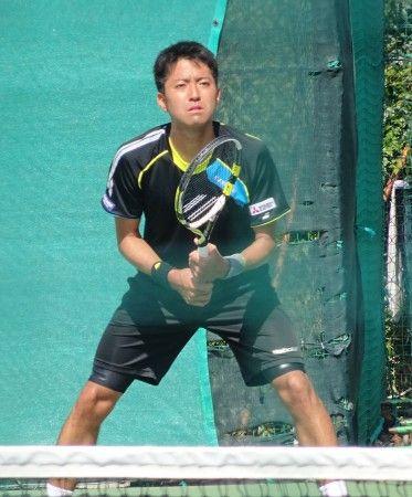 三菱電機・早稲田大学フューチャーズ国際テニストーナメント 仁木拓人