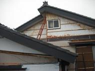 新潟長岡三条屋根外壁専門店遠藤組 三条市K様邸