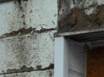 新潟長岡三条屋根外壁専門店遠藤組 窯業系サイディングの被害