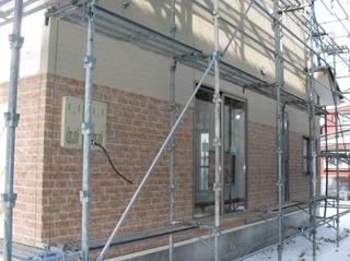 新潟県三条市屋根外壁リフォーム専門店遠藤組 外壁工事