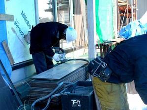 新潟長岡三条屋根外壁専門店遠藤組 ニチハ窯業系サイディング