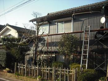 新潟長岡三条屋根外壁専門店遠藤組 S様外壁リフォーム工事3