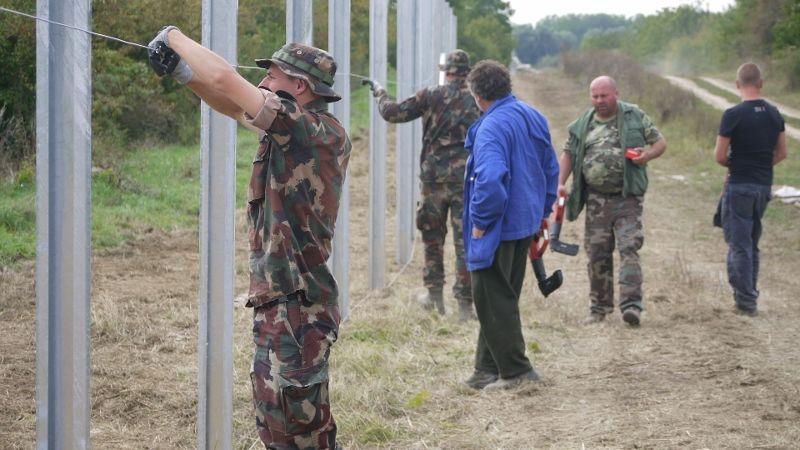 難民スクープ】ハンガリー国境は...