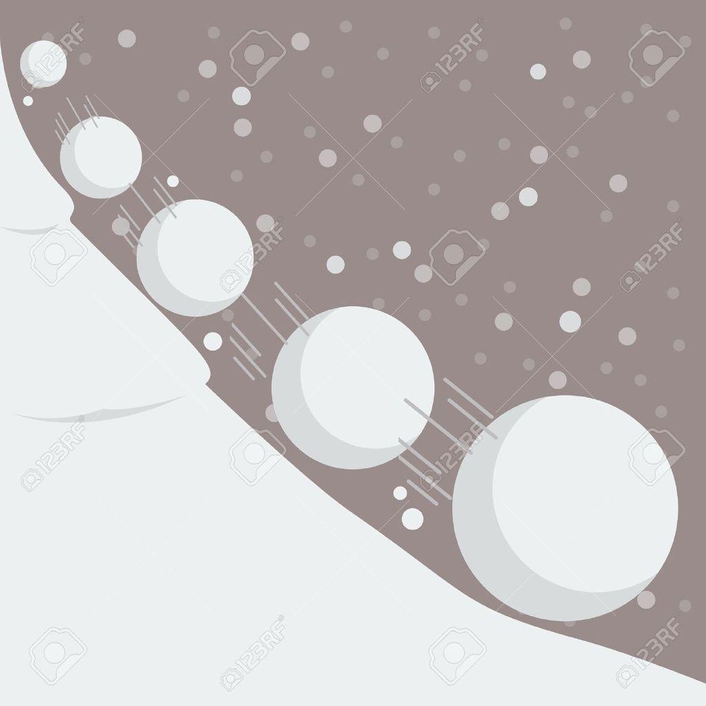 59191474-雪だるま式の効果%u3002ベクトル図