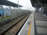 台南駅ホーム (1)