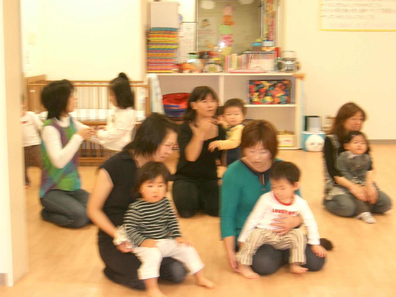 お楽しみ会「ペープサート」4