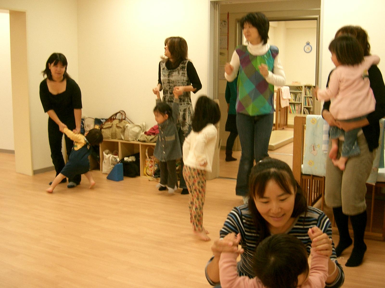 お楽しみ会「ペープサート」2