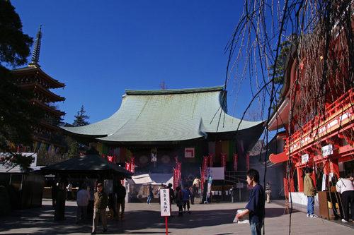 高幡不動尊20100124-1