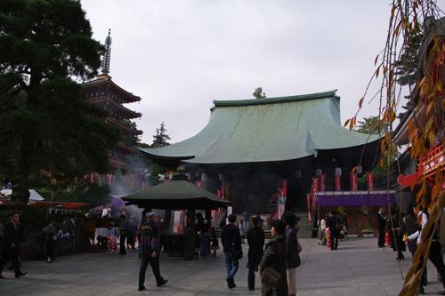 高幡不動尊201011-9