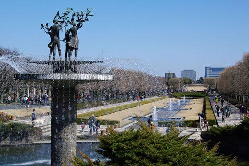 昭和記念公園20100314-25
