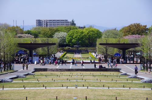 昭和記念公園201104-1