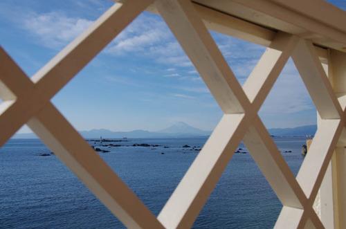 葉山からの富士山201312-13