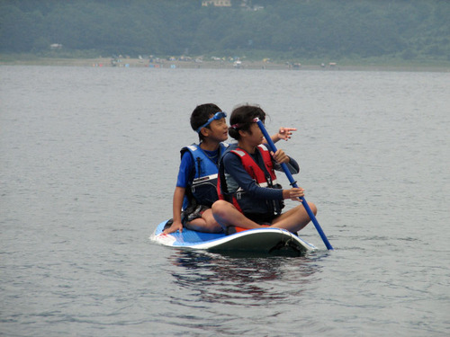 ウインドサーフィン201107-2