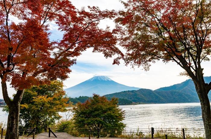 河口湖201311