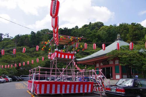 高幡不動尊20110828-11