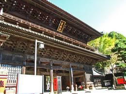 身延山久遠寺-1