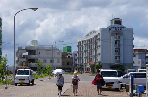 石垣島へ201108-9