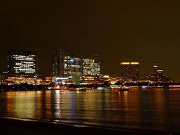 お台場夜景2009-12