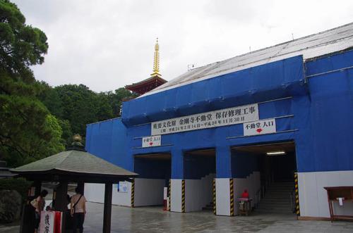 高幡不動尊201209-2