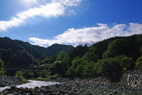 道志キャンプ201009-7