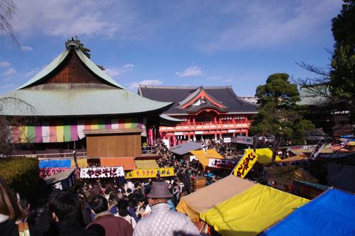 高幡不動2010-01-01