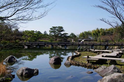 昭和記念公園日本庭園-1