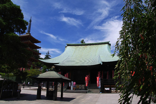 高幡不動尊20100807-8
