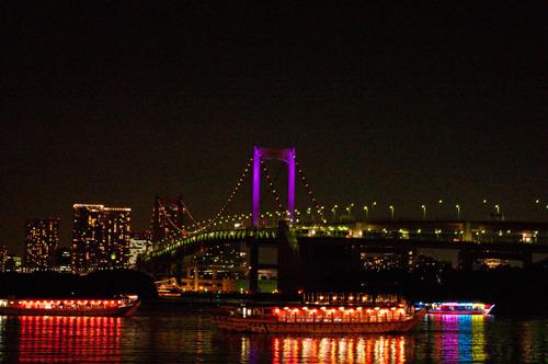 お台場夜景201010-1