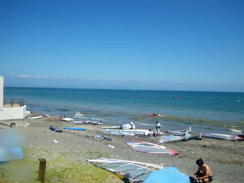 ウインドサーフィン201107-10